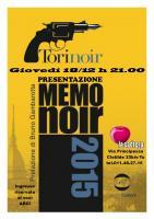 presentazione libro: Memonoir2015